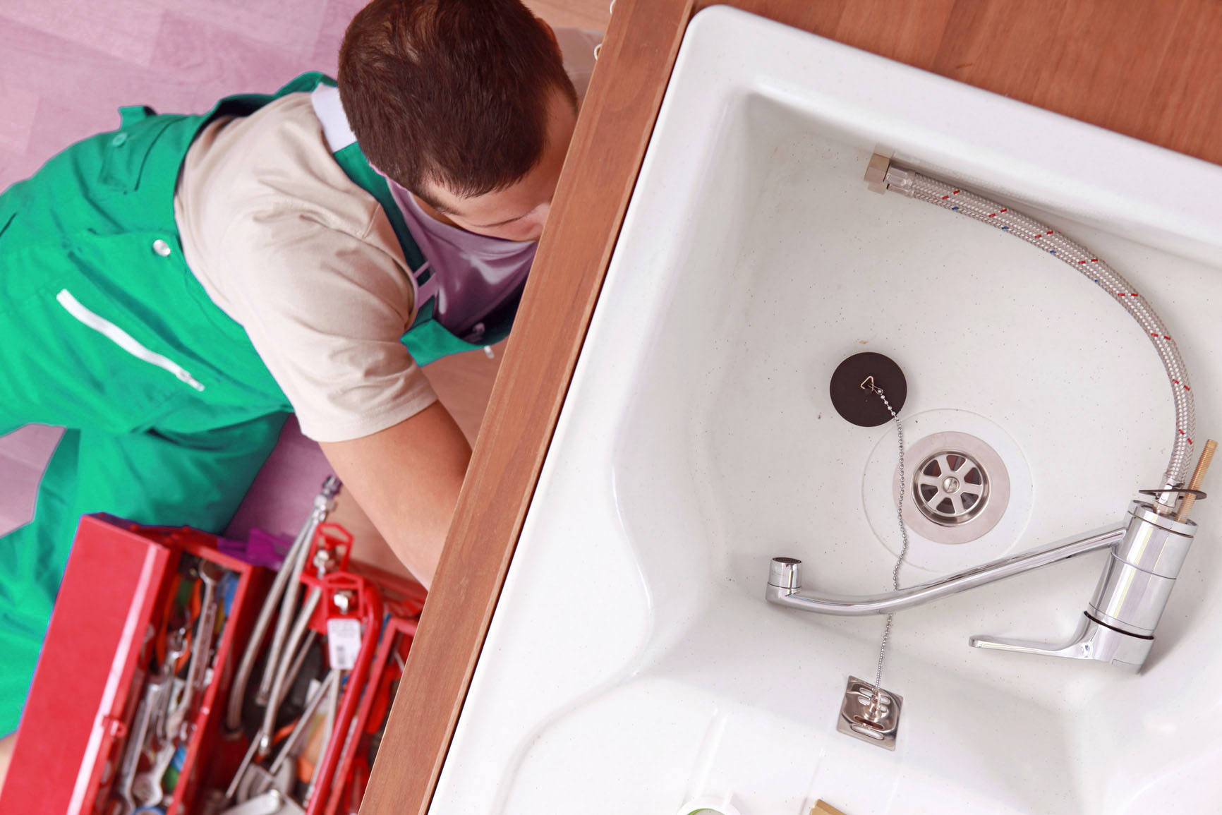 Quality plumbing and heating services